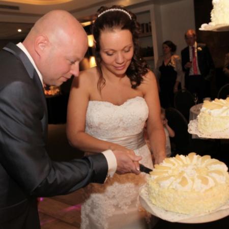 Van bruidstaart tot diner en knallend feest in feestzaal Den Driehoek